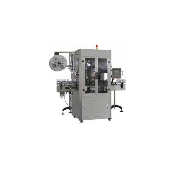 5 Gallonen Wasserflasche Schrumpfschlauch Applikator Maschine für runde große Flasche