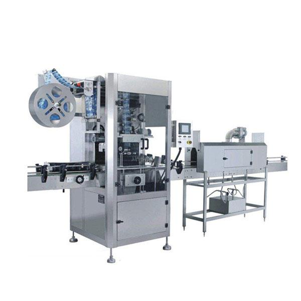 5.5 KW Cups Schrumpfschlauch-Etikettiermaschine