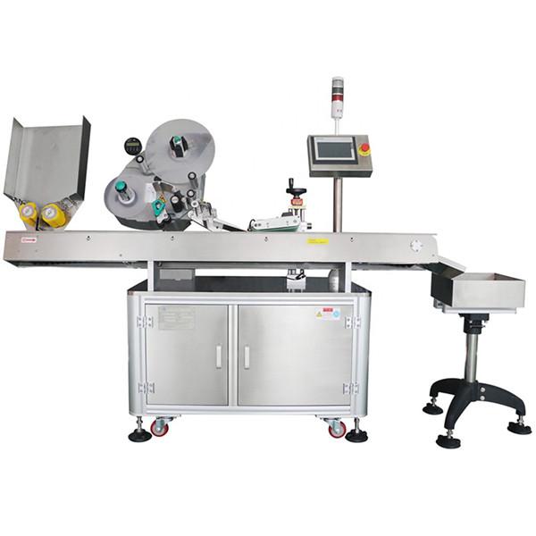 60-500 Stück Min Economy Automatische Etikettiermaschine für pharmazeutische Flaschenfläschchen
