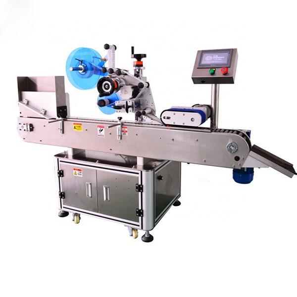 Automatische Flaschenetikettiermaschine Hoher Standard für E-Flüssigkeitsflaschen