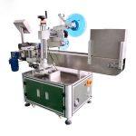 Automatische Fläschchenbeschriftung Horizontale Beschriftungsmaschine Aluminiumlegierung