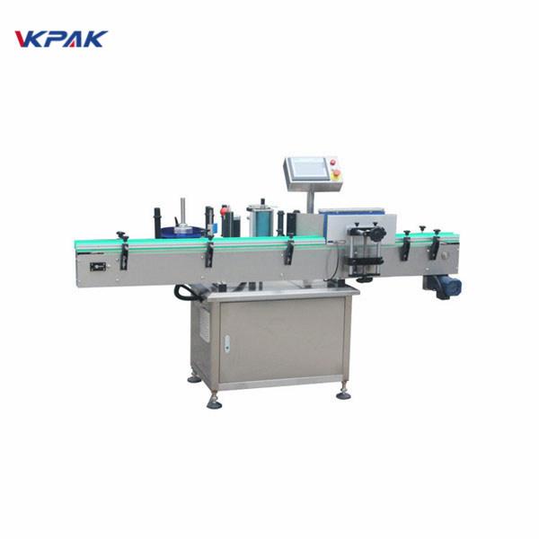 Kennzeichnung von Getränkedosen Automatische Hochgeschwindigkeits-Etikettenapplikatormaschine