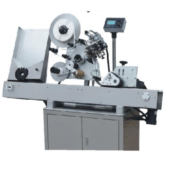 Kann angepasst werden Vial Labeling Machine Servo Controller 60-300 Stück pro Minute