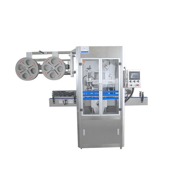 Kappenversiegelung Edelstahl-Schrumpfschlauch-Applikatormaschine mit Dampferzeuger