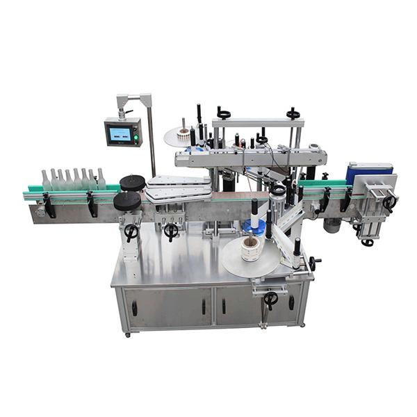 Kosmetische quadratische Flaschenetikettiermaschine