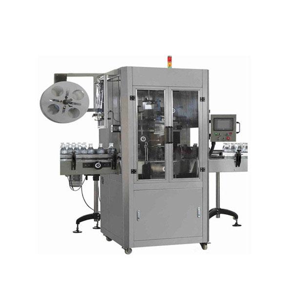 Cups Automatische Schrumpfschlauch-Etikettiermaschine