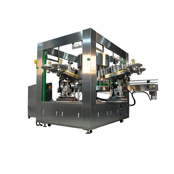 Effiziente Ausrüstung für Flaschen-Rotationsaufkleber-Etikettiermaschinen