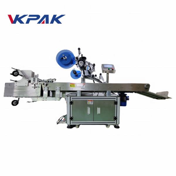 Vollautomatische Etikettiermaschine für Etikettenbeutel mit flacher Oberfläche