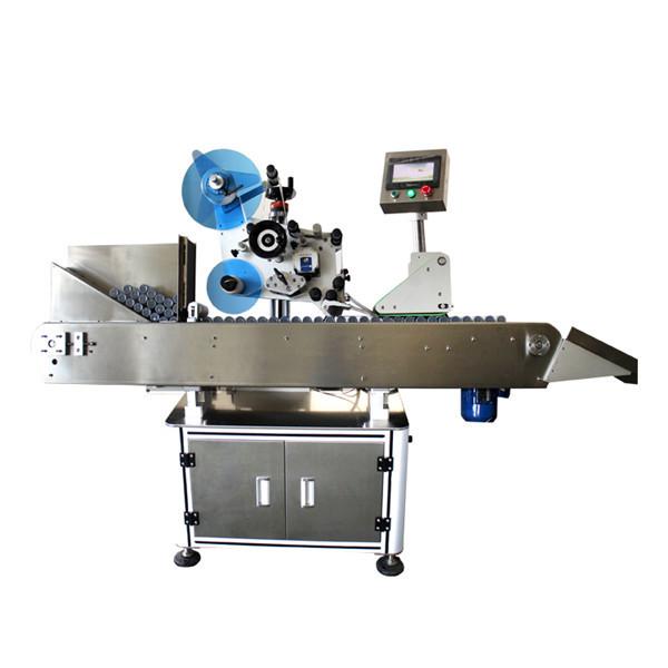Hochgeschwindigkeits-Etikettiermaschine für industrielle Flaschenfläschchen