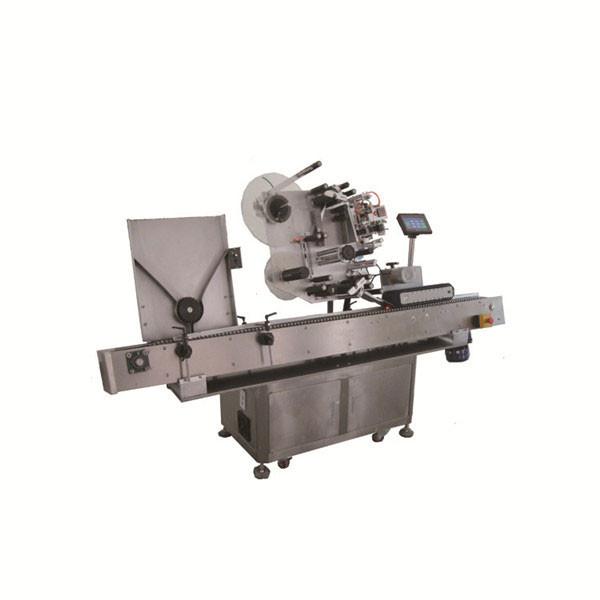 High Speed Sus304 Economy Automatische Etikettiermaschine für runde Fläschchen