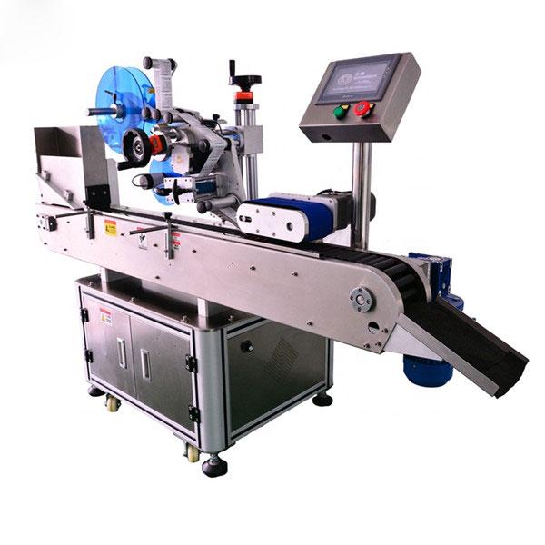 Intelligent Control 10ml Horizontale Etikettiermaschine für kleine Flaschen Automatisch