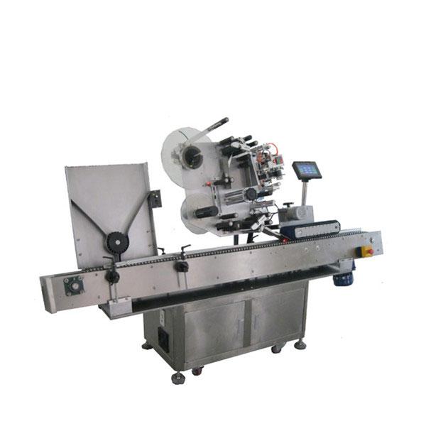 Phiole Industrie Fläschchen Aufkleber Etikettiermaschine