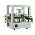 Rotary Labeler Machine vorne und hinten