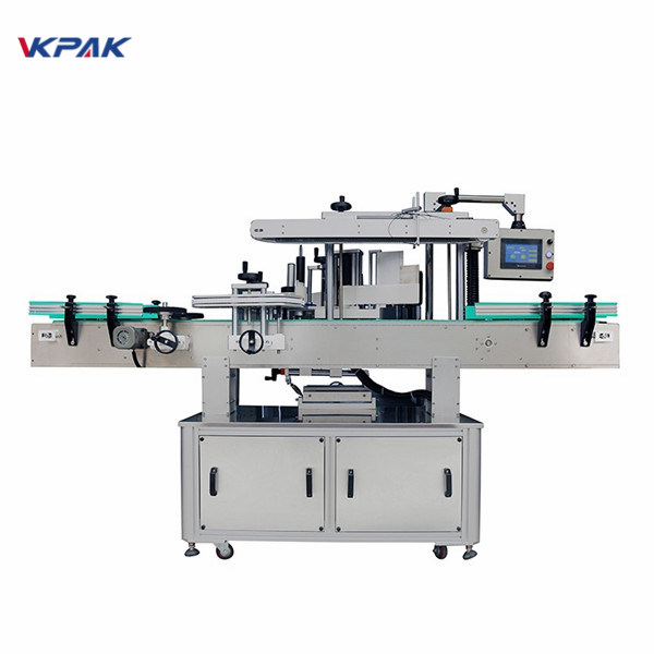 Siemens Plc 25 - 300 mm Länge Etikettenapplikatormaschine