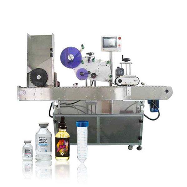 Automatische horizontale Etikettiermaschine von Siemens Plc Vial Servo Controller