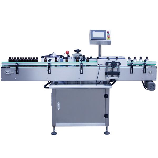 Aufkleber Etikett Maschinenetikett Applikator Ausrüstung 380V Dreiphasig
