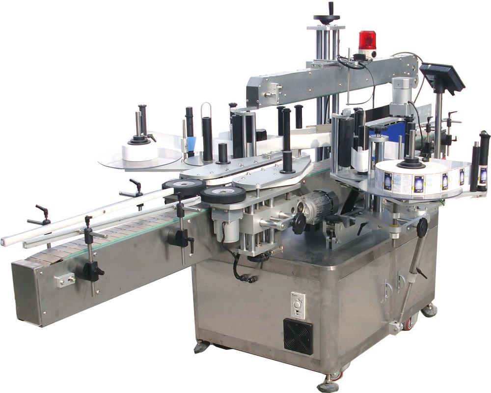 Doppelseitige Hochgeschwindigkeits-Hydrauliköl-Aufkleber-Beschriftungsmaschine