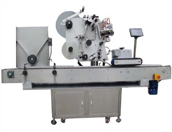 Runde Opp Beschriftungsmaschine mit Codiermaschine