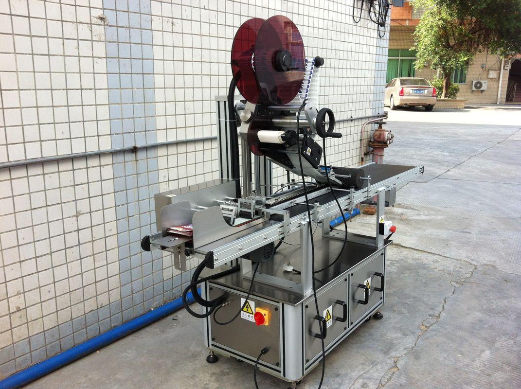 Elektrische Beschriftungsmaschine für das obere Laufwerk, selbstklebende Etikettiermaschine für Aufkleber