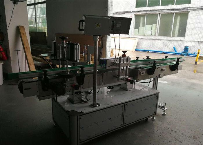 Flaschenaufkleber-Etikettenapplikator, Klebeetikettiermaschine für Aufkleberetikett