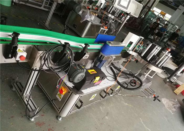 Bierflaschen-Etikettenapplikator, automatische Etikettiermaschine 330 mm Rollendurchmesser