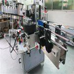 Aufkleber Etikett Applikator Maschine Shampoo und Waschmittel Etikettierer