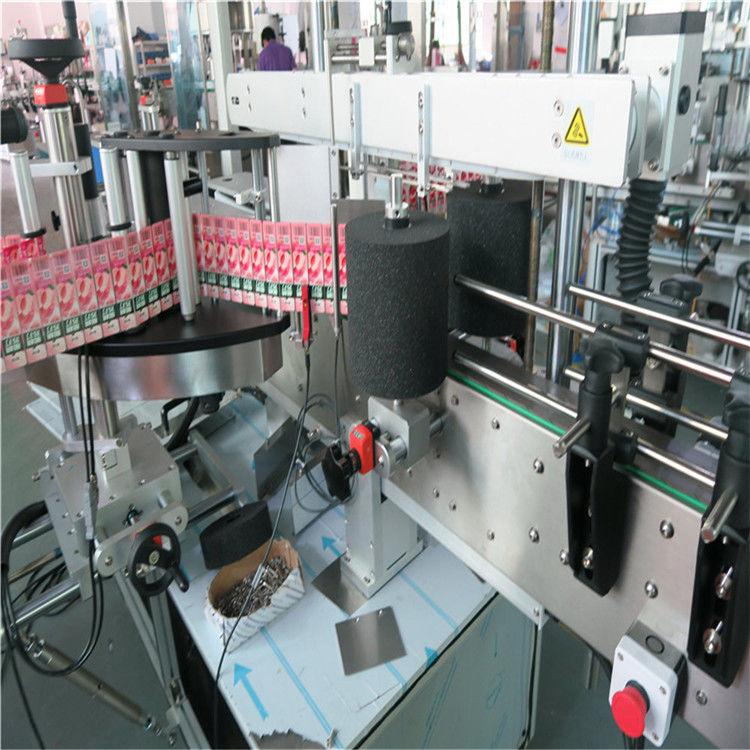 Automatische Etikettiermaschine für gerollte Etikettenkleber 220V / 380V