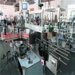 350ML Automatische Glasflaschen-Etikettiermaschine 190mm Höhe max