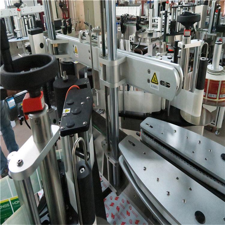 Automatischer Etikettenapplikator für runde / quadratische / subuliforme Flaschen
