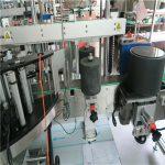 Automatische Glasflaschen-Etikettiermaschine für Weinglasflaschen aus Australien / Chile