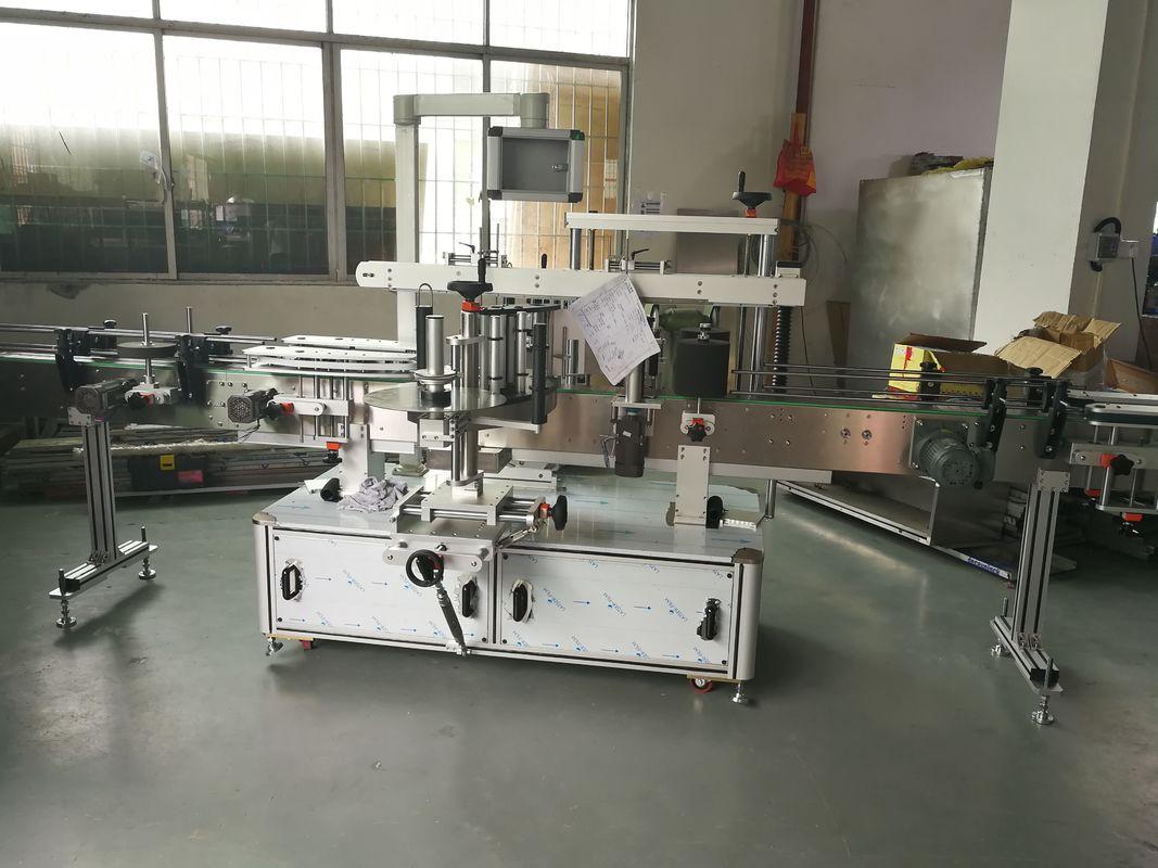 Saft / Weinflasche Automatische Etikettiermaschine für Aufkleber, Automatische Etikettiermaschine