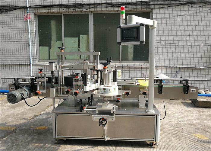 CE Automatische Etikettiermaschine für Aufkleber / druckempfindliche Etikettiermaschine