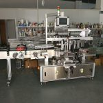 Selbstklebende Aufkleber Flachflaschen-Etikettiermaschine High Speed 5000-1000B / H.