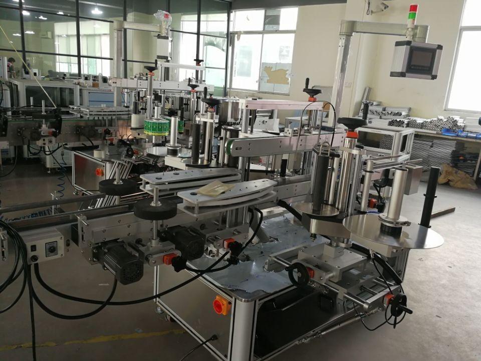 Hochgeschwindigkeits-Doppeleckendichtungskennzeichnungssystem für pharmazeutische Kartons