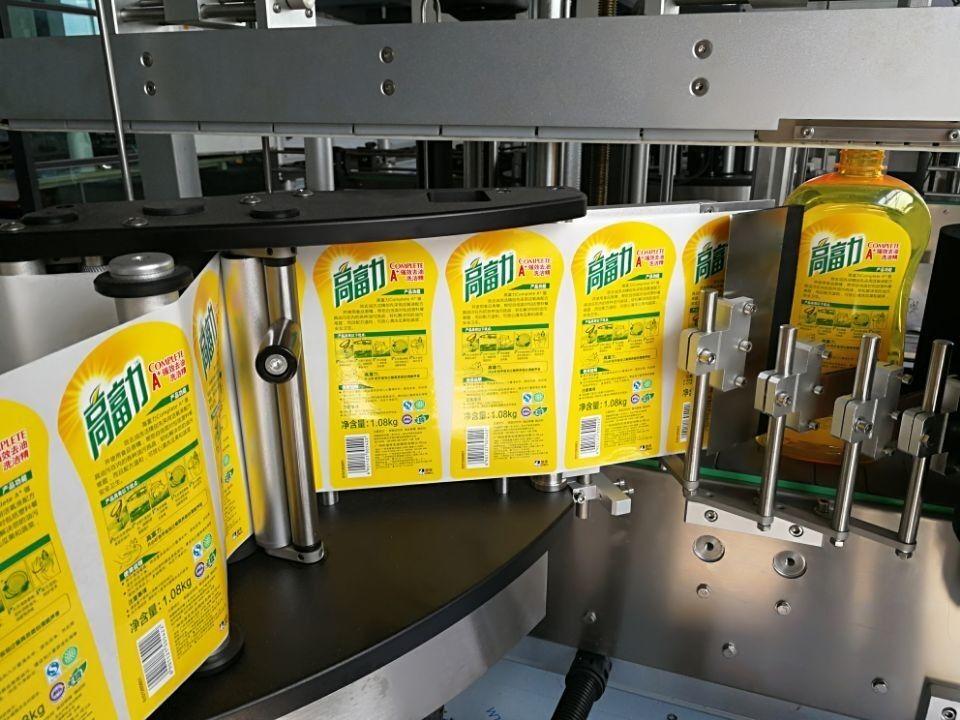 Vollautomatische Etikettiermaschine für Aufkleber